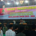 VIDEO : Lihat Gaya 25 Anggota DPRD Palopo Terpilih Ikuti Geladi Pelantikan
