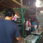 Jelang Idul Adha, Polres Palopo 'Obok-obok' Warung Ballo