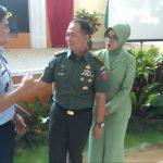 Hadiri Pisah Sambut Dandim 1403 SWG, Kepala Imigrasi Palopo : Koordinasi dengan TNI Harus Terjaga