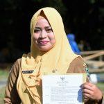 Misbah Nur Wakili Lutra Lomba Bidan Teladan Tingkat Provinsi