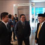 Oktober Dilantik, Devi Bijak- Muhammad Fauzi Ikut Orientasi di Jakarta