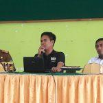 Pelatih Fisik Sriwijaya FC Berbagi Ilmu di Luwu