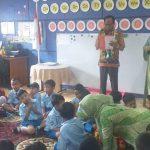 Tim Penilai Sekolah Sehat Kunjungi TK Sorowako Lutim