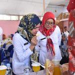 Dinas Ketahanan Pangan Lutra Gelar Festival Pangan Lokal B2SA