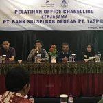 Tingkatkan Layanan Pensiun, Bank Sulselbar Kerjasama PT Taspen