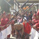FOTO-FOTO : Marga Taufik Digelari 'Pekkeng Rirennuang Ri Luwu'