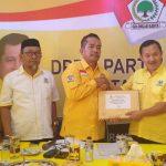 Golkar Palopo Kirim 5 Nama Calon Ketua DPRD, Baharman Supri Jabat Ketua DPRD Sementara