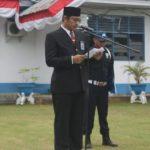 Dirut PAM TM Palopo Pimpin Upacara HUT RI