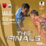 Link Live Streaming Laga Final PSM vs Persija