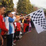 Walikota Palopo Lepas Peserta Jalan Santai 'Mapaccing Toda'