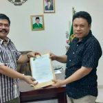 Terima Rekomendasi Jadi Ketua DPRD Luwu 2019-2024, Rusli Sunali : Ini Tanggung Jawab Besar