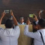 Bupati Luwu Pantau Pilkades Tempat Putranya Bertarung Jadi Calon Kepala Desa