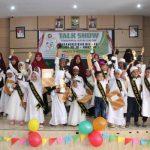 Masih Belia, 24 Santri Rumah HafizHafizah Malili Diwisuda