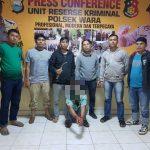 Tikam Korbannya Empat Kali, Warga Latuppa Palopo Diamankan Polisi