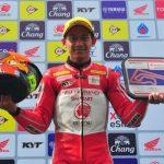 Setelah di Jepang, Pembalap Luwu Utara Jawara di Sirkuit Sepang Malaysia