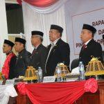 Hadiri Pelantikan Pimpinan DPRD Lutim, Husler : Masyarakat Tunggu Kinerja dan Karya