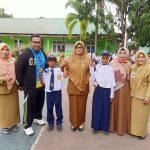 Dua Siswa SMPN 3 Palopo Raih Medali Kejuaraan Taekwondo di Makassar