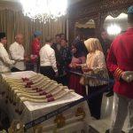 Indah Putri Indriani Melayat ke Rumah Duka Kediaman Almarhum BJ Habibie