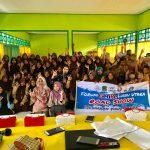 Forum GenRe Luwu Utara Sebar 'Virus' di Sekolah