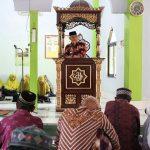 Maknai Tahun Baru Islam, Husler Ajak Warga Makmurkan Masjid