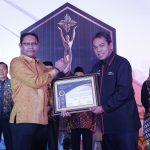 Jadi BUMD Terbaik, PAM TM Palopo Raih Penghargaan dari 7 Sky Awards