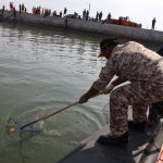 Gerakan Bersih Laut Peringati Harhubnas di Palopo