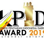 Digelar di Parepare, Patung Cinta Habibie-Ainun Jadi Logo KPID Award Sulsel 2019