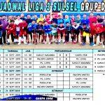 Besok Kick Off Liga 3 Sulsel Grup D, Gaslut VS Gaspa 1958 dan Palopo United VS PS Luwu