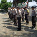 Kapolsek Bua Imbau Anggotanya Jaga Netralitas di Pilkades Serentak