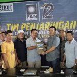 Bukan di Golkar, Mantan Ketua DPRD Luwu Utara Malah Daftar Calon Bupati di PAN