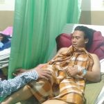 Usai Terima Aspirasi, Irvan Majid Besuk Korban Aksi Unjuk Rasa