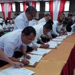 Tingkatkan Pelayanan Publik, Sekda Luwu Timur dan Ombudsman Teken MoU