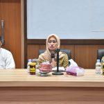 Pimpin Rapat Capaian Kinerja LPPD, Indah : SDM Lutra Tak Kalah dengan Daerah Lain