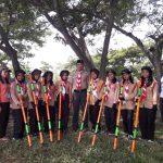 Paling Disenangi, Pramuka Latih Siswa SMPN 14 Palopo Mandiri