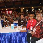 Hadiri Kongres Nasional, Wabup Lutim Harap Tingkatkan Kualitas Transmigrasi