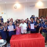 Dinkes Palopo Kerjasama Gereja Cegah Stunting dan Penyakit Menular