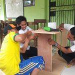 Siswa SMPN 14 Belajar Pentingnya Gotong-Royong