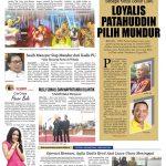 Legowo Diberhentikan Sebagai Ketua Golkar Luwu, Patahuddin : Terima Kasih NH