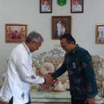 Baru Dilantik, Kepala KPPN Palopo Silaturahmi ke Bupati Luwu Timur