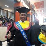 Wisuda Doktor di Universitas Brawijaya, Wakil Walikota Palopo Lulusan Terbaik Raih IPK 4,00