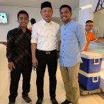 Ucapkan Selamat, Trio NasDem Palopo Hadiri Pelantikan RMS