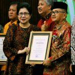 Pemkot Palopo Raih Penghargaan STBM dari Kementerian Kesehatan