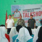 BNN Palopo Peringatkan Siswa Bahaya Narkoba