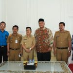 KPPU Makassar Bahas Pengembangan Ekonomi dengan Walikota Palopo
