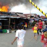 Dua Jam Mengamuk, Kebakaran di Pasar Malili Timbulkan Kerugian Ratusan Juta Rupiah