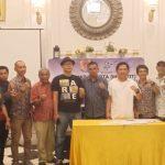 Selamat! Taufik Aklamasi Pimpin PTMSI Palopo