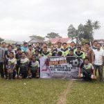 Komunitas Peci Dai Luwu Utara Gelar Gelar Turnamen Sepak Bola