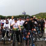 Luwu Gelar Event Nasional Gowes Nusantara 2019