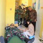 Peringati HUT TNI, Kodim 1403 Sawerigading Gelar Donor Darah