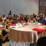 Sekda Lutim Hadiri Rakor Unit Kerja Pengadaan Barang dan Jasa Sulsel